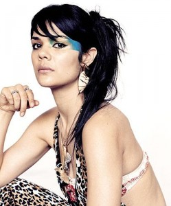 Natasha Khan is Bat For Lashes.