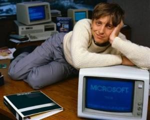 Bill Gates: Also a dropout.