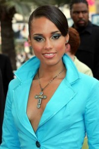 Alicia Keys: Yup, her too.