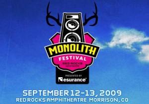 Monolith > Lollapalooza.
