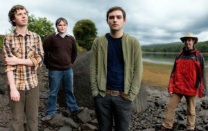 The Twilight Sad: Scottish rockers.